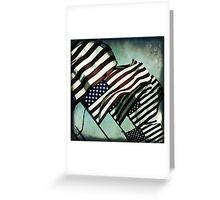 Stars 'n' Stripes Greeting Card