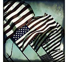 Stars 'n' Stripes Photographic Print
