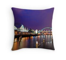The Bridges Throw Pillow