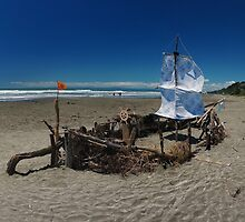 Ohope Pirates by Peter Kurdulija