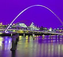 Colours of Newcastle by Mandy Fell