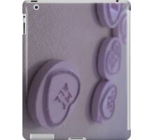 Love Hearts iPad Case/Skin