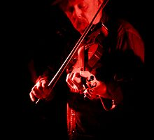 Henk deGroot - Fiddler by Paul Thompson