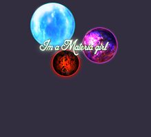 Im a Materia girl, Womens Fitted T-Shirt
