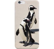 Jackass Penguine's iPhone Case/Skin
