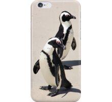 Jackass Penguine's iPhone Case/Skin