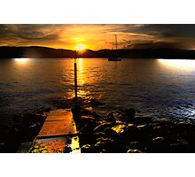 Light - The HDR Series - Palm Beach, Sydney Australia Photographic Print