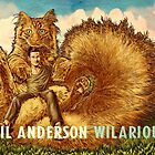 Wil Anderson WILARIOUS landscape by James Fosdike