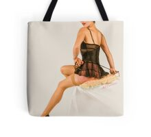 All tied up! Tote Bag