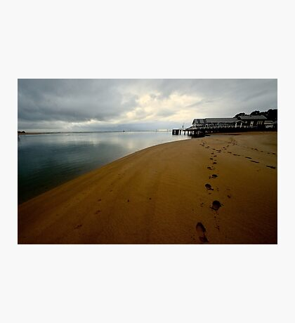 Barwon Heads River Photographic Print