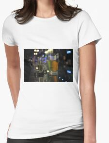 Beer You, Beer Me Womens Fitted T-Shirt