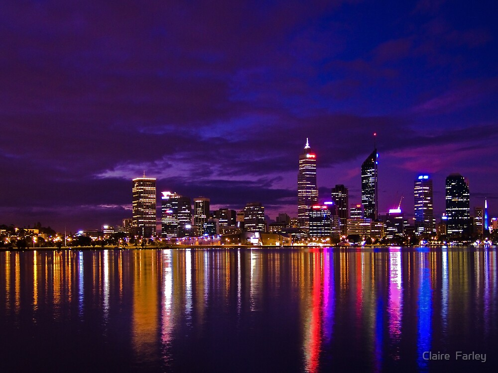 City Lights by Claire  Farley