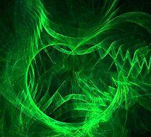 Green Fractal by TigerLynx