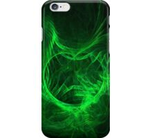 Green Fractal iPhone Case/Skin