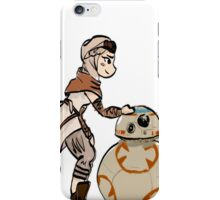 BB-8 You're my Only Hope iPhone Case/Skin