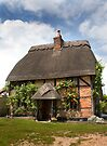 Chocolate Box Cottage by Krys Bailey