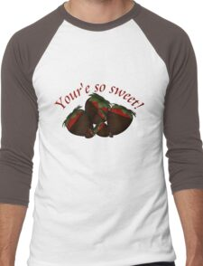 Youre So Sweet! Men's Baseball ¾ T-Shirt