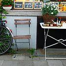 breakfast in Antwerp by Giuseppe Moscarda