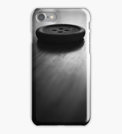 Button iPhone Case/Skin