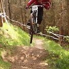 Rider 336: Daniel Carrigan by AndrewBlackie