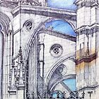 bATALHA flying buttress by terezadelpilar~ art & architecture