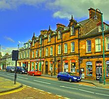 Biggar High Street II by Tom Gomez