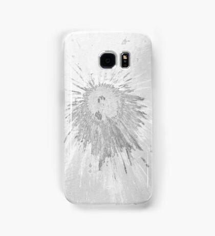 Impact #2 - Black & White Samsung Galaxy Case/Skin