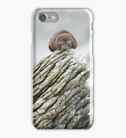 Forty Winks iPhone Case/Skin