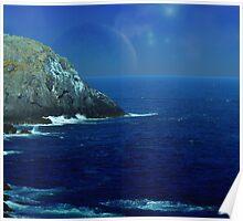 Seascape - Regelis Prime Poster