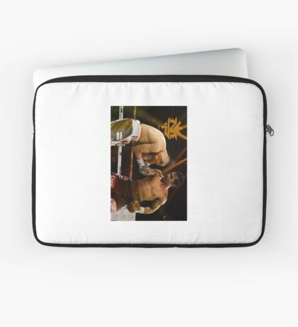 Manny Pacquiao with different items Laptop Sleeve