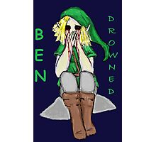 BEN Drowned: Why? Photographic Print