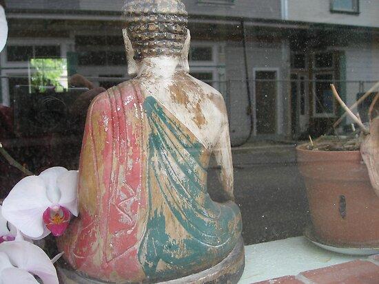 Outside-in: Yoga Studio by melonyb