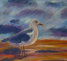Seagull by kdesignz