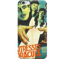 Brides of Dracula - 1960 iPhone Case/Skin