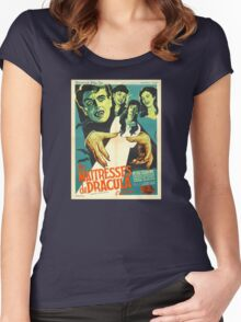 Brides of Dracula - 1960 Women's Fitted Scoop T-Shirt