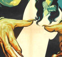 Brides of Dracula - 1960 Sticker