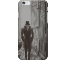 Who Watches The Watchers? iPhone Case/Skin