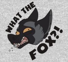 What the FOX?! - Silver Fox by sanctimony