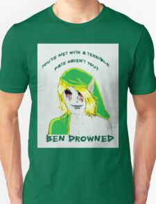 BEN Drowned: Terrible Fate  T-Shirt