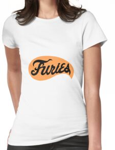 The Furies - The Warriors Womens Fitted T-Shirt