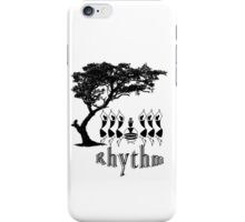 Tribal dance : Rhythm iPhone Case/Skin