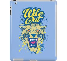 Wile Out iPad Case/Skin