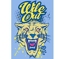 Wile Out Photographic Print
