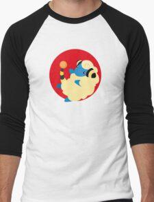 Mareep - 2nd Gen Men's Baseball ¾ T-Shirt