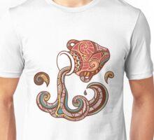 Aquarius - signs of the zodiac Unisex T-Shirt