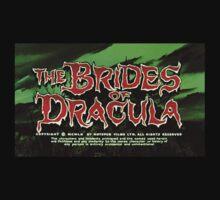 The Brides of Dracula - 1960 by okeydokey