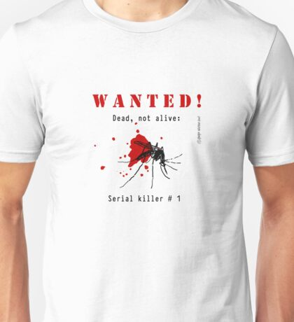 Wanted! Dead, not alive T-Shirt