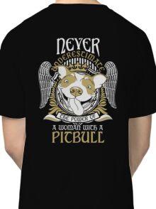 Pit Bull Power Classic T-Shirt