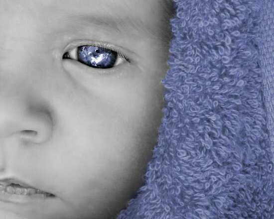 Blue by Julie Thomas