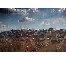 Fierenze Bubbles Photographic Print